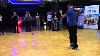 Svjetski dan plesa 2016 - Day 3 - Bachatango - Dejan & Sanja - Music