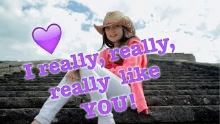 Carly Rae Jepsen - I Really Like You - Cover by 9 year old Skye