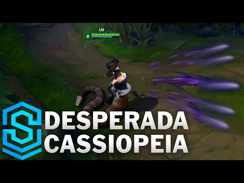 desperada-cassiopeia-skin-spotlight---league-of-legends