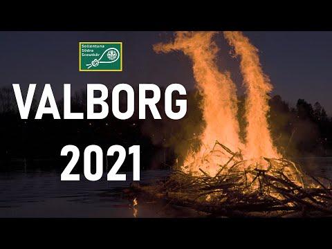 Digitalt Valborgsfirande Sollentuna