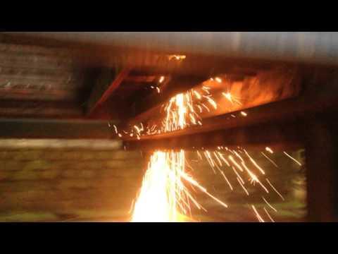 Изготовление металлоконструкций. #газовая резка листа