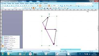 Как построить векторную диаграмму в Visio