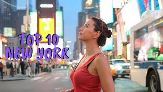 Top 10 Must Visit Places In New York For First Timers