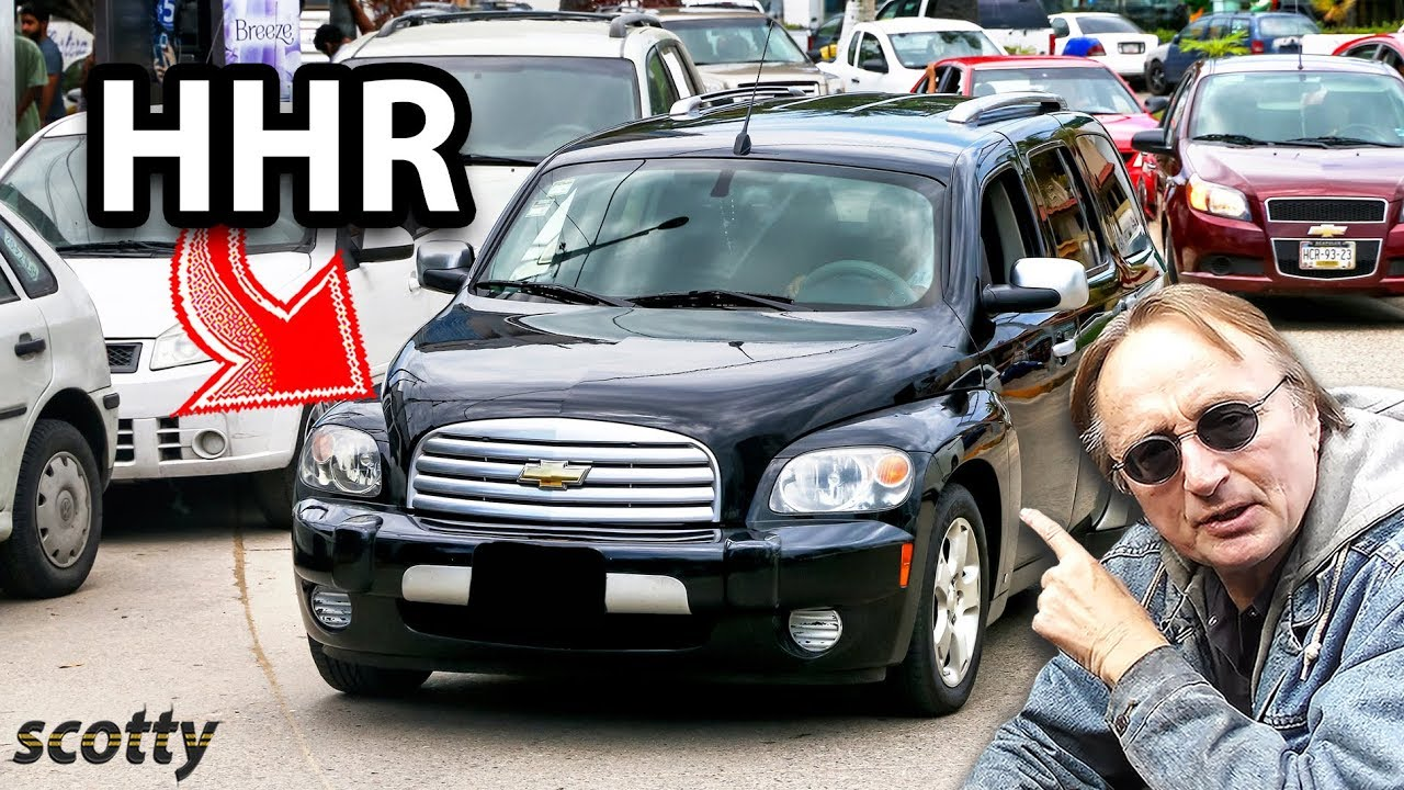 2006 chevy hhr lt reviews