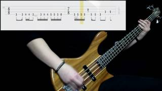 Tool - Lateralus (Bass Only) (Play Along Tabs In)