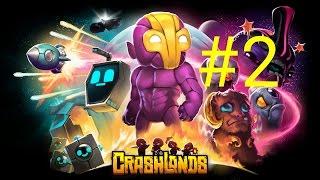 КВЕСТЫ И ПИТОМЕЦ- Прохождение игры Crashlands на андроид #2