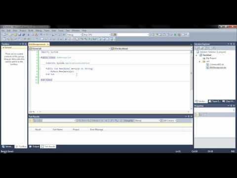 VB.net - Sistema de usuarios (Web .aspx) + Aplicación en Escritorio PARTE 1/10