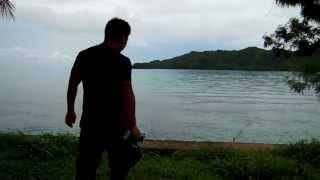 アキーラさん訪問②親日国パラオ・マラカル島の海,Beach,Marakal,Palau
