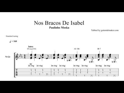 Nos Bracos De Isabel acordes - bossa nova guitar chords - PDF ...