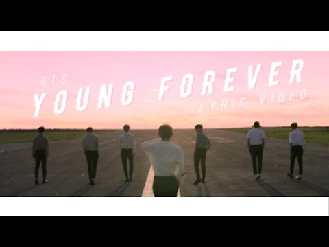 BTS - Young Forever Lyric Video