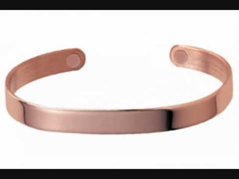 Excellent Sabona Copper and Magnetic Bracelets - YouTube JZ36