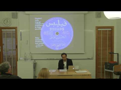 Minorities In The Islamic World: Presentation by C. Silver