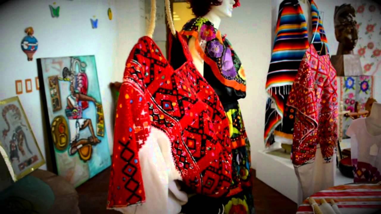 Textiles De Chiapas Youtube