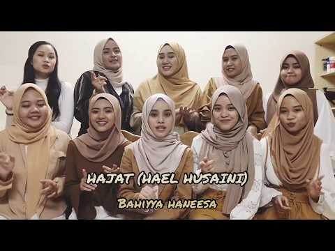 HAJAT (Hael Husaini) Acapella version by Bahiyya Haneesa
