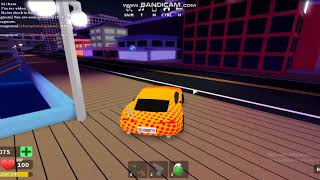 Ep 3 Mad city ( Roblox ) Ft Magnum a new gaming player