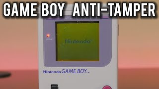 Secrets of the Nintendo Game Boy Boot Logo | MVG