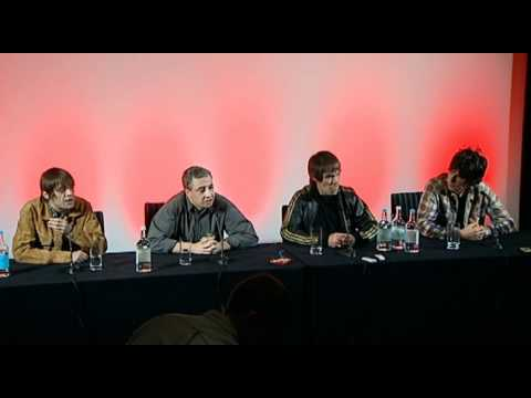 The Stone Roses reunion press conference part 3
