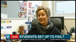 Students set up to fail?