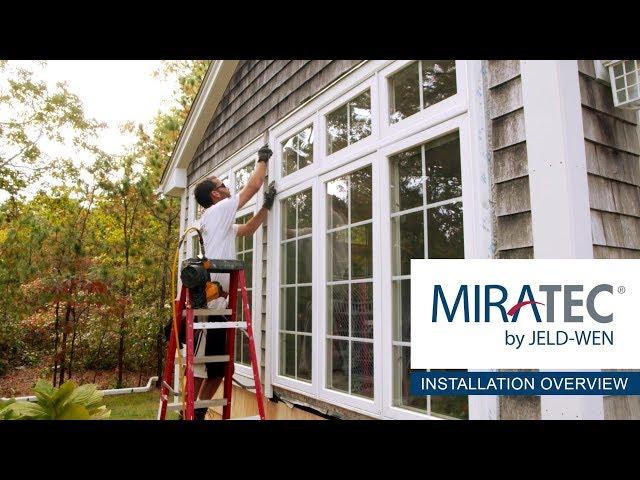 Installing MiraTEC Trim