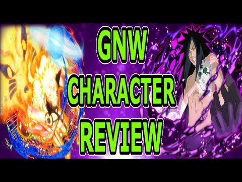 GNW TREASURE CHARACTER REVIEW AND SYNERGIES | NARUTO ONLINE GUIDE