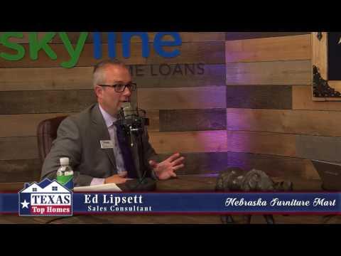Ed Lipsett Nebraska Furniture Mart The Colony - Delivery Options