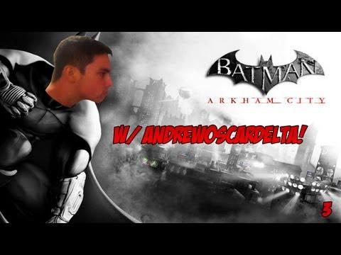 Batman: Arkham City - Part 3 - Confessional Beatdown!