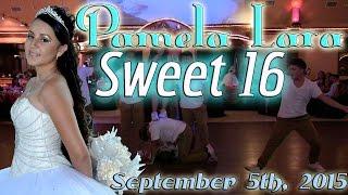 pamela lara sweet 16 surprise dance   baile sorpresa   rhythmwriterz