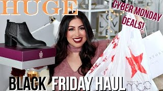 Cyber Monday Deals & Black Friday Haul!