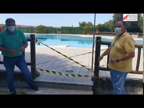 Apertura piscinas 2020