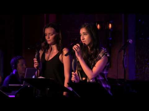 Jennifer Damiano & Krystina Alabado -