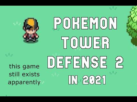 Pokemon Tower Defense