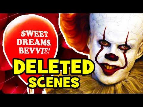 IT Chapter 2 ALL DELETED SCENES & SUPERCUT Explained