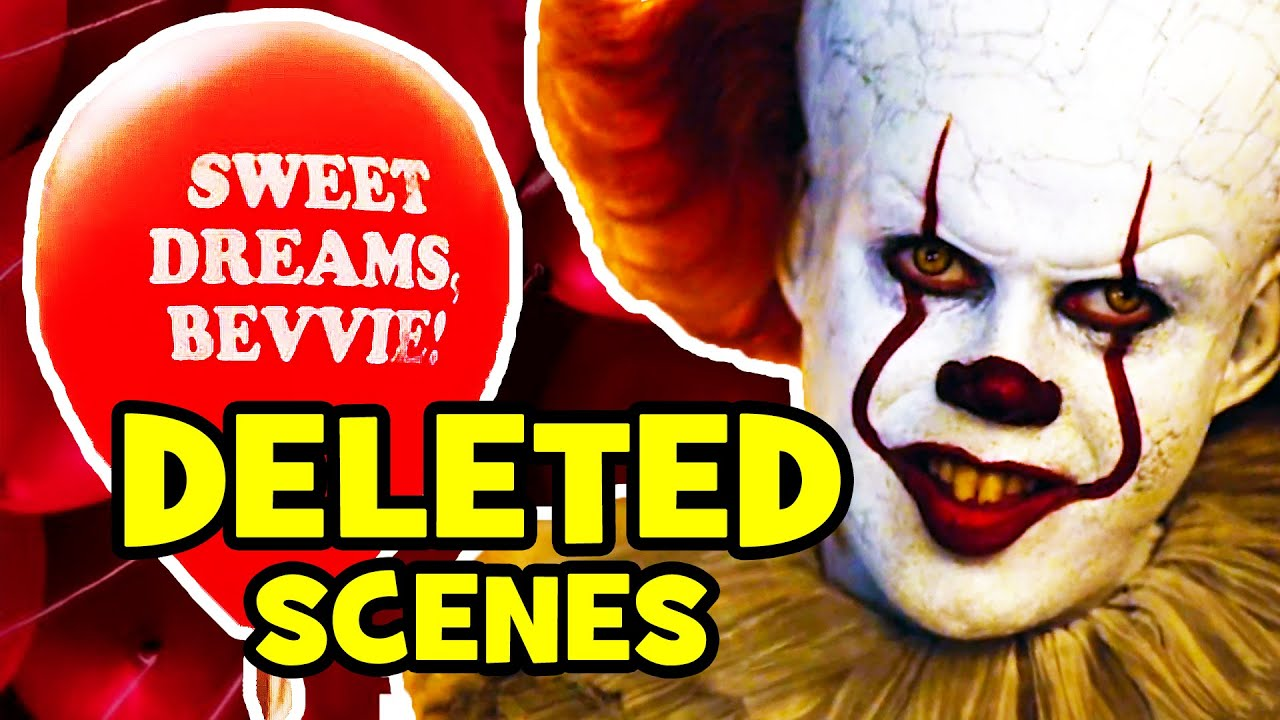 Download IT Chapter 2 ALL DELETED SCENES & SUPERCUT Explained