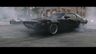 David Guetta - Hey Mama (ERS REMIX)   Fast & Furious [Chase Scene]