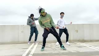 DaBaby - ROCKSTAR (feat. Roddy Ricch) [Dance Video] | @offthaboat @that_boyant43 @x.atj.x