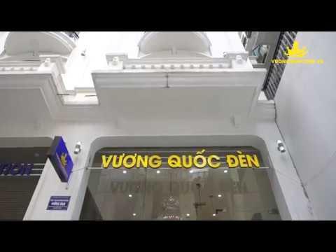 TVC giới thiệu showroom đèn trang trí