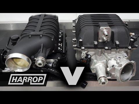 Harrop Supercharger Testing | LSA-H2650i