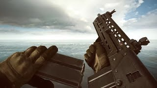 Battlefield 4 - All DLC Weapons