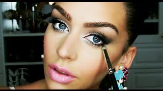 Summer Smokey Eye Tutorial | Hooded/Smaller Eyes