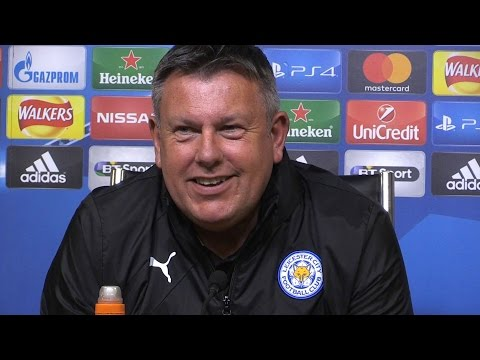 Leicester City 1-1 Atletico Madrid (Agg 1-2) - Craig Shakespeare Full Post Match Press Conference