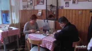 Nosztalgia és hagyomány - Kádár Étkezde