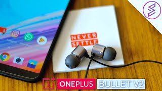 OnePlus Bullet V2 Earphone Unboxing & Quick Review