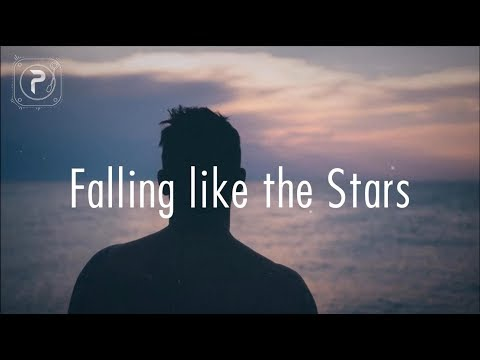 James Arthur - Falling Like The Stars // Lyrics