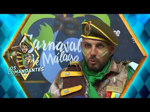 1 Semifinal 04 LOS COMANDANTES...