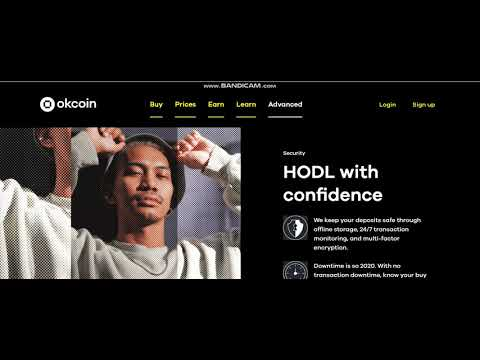 Crypto Exchanges – Okcoin – Cryptocurrency Exchanges-crypto trading platform-crypto