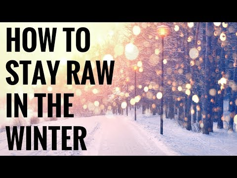 How to Stay Raw in the Winter with Doug Graham