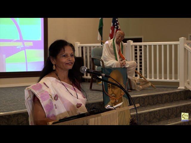 World Vegan Vision Celebrates Gandhi Jayanti 2021 - New Jersey