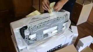 видео Кондиционер Zanussi ZACS-07 SPR/A17/N1
