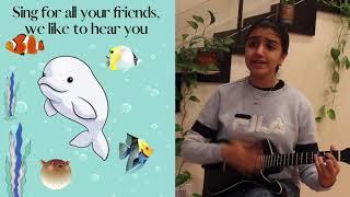 Baby Beluga Ukulele Sing-along