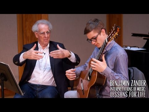 Interpretation Class: Bach - Prelude from BWV 998